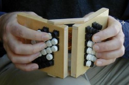 DIY Concertina