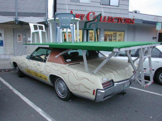 Dinner Car