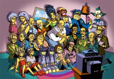 The Simpsonzu