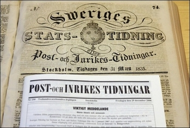 Oldest Newspaper