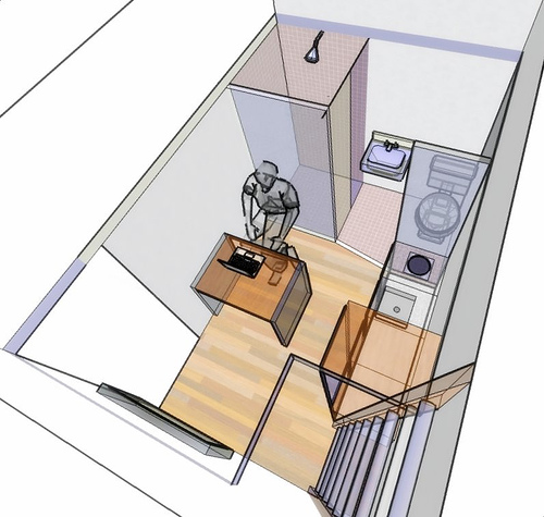 ... Space Living Room Design For Small. Neatorama