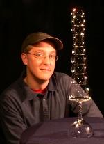 Keith Johnson the Bubble Guy