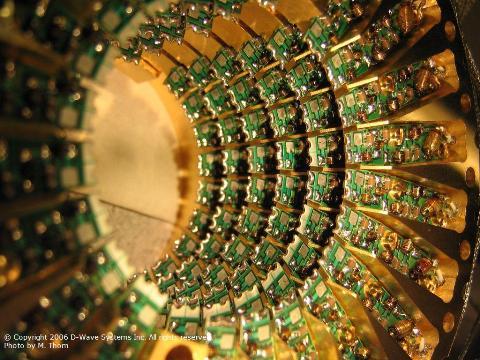 Quantum Computer Tunnel