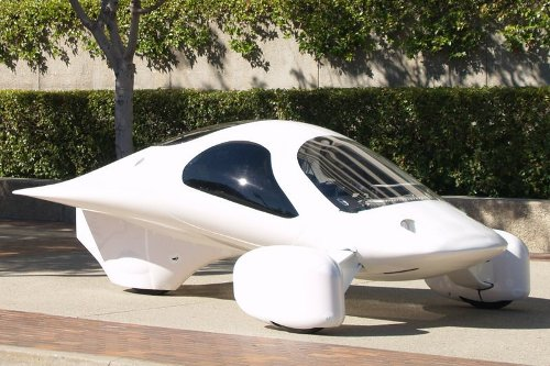 Aptera Environmentally Friendly Car