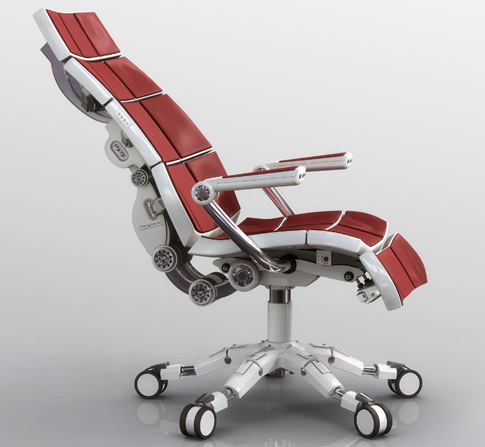 Office Chair Of The Future Neatorama