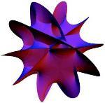 Six Dimensional Shape