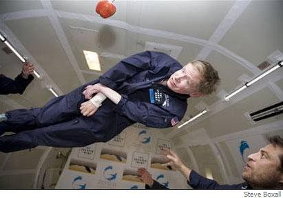 stephen-Hawking-airborne
