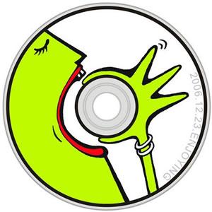 CD Hole Creativity