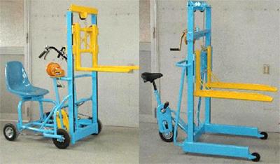 forklift-bike