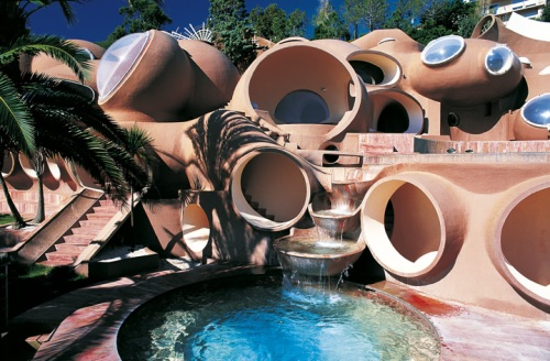 Pierre Cardin Bubble House