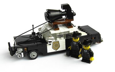 The Blues Brothers in lego