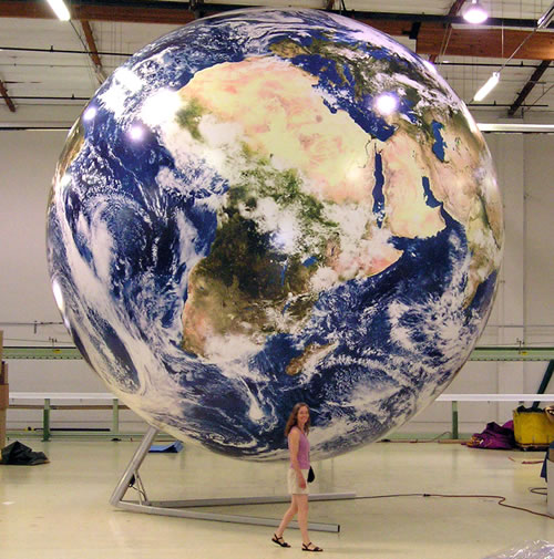 Giant Globes