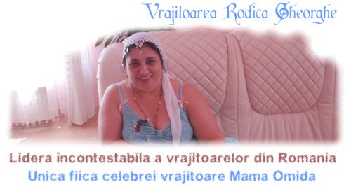Rodica Witch