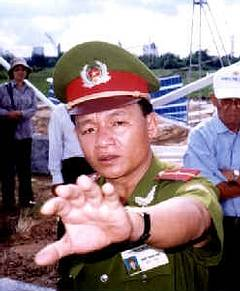Vietnamese Policeman