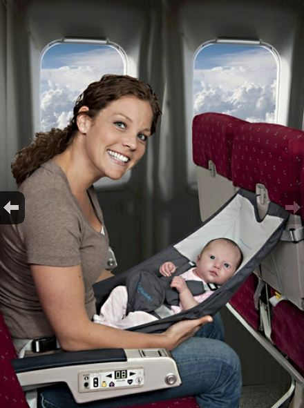 An Infant Hammock Built For Air Travel Neatorama