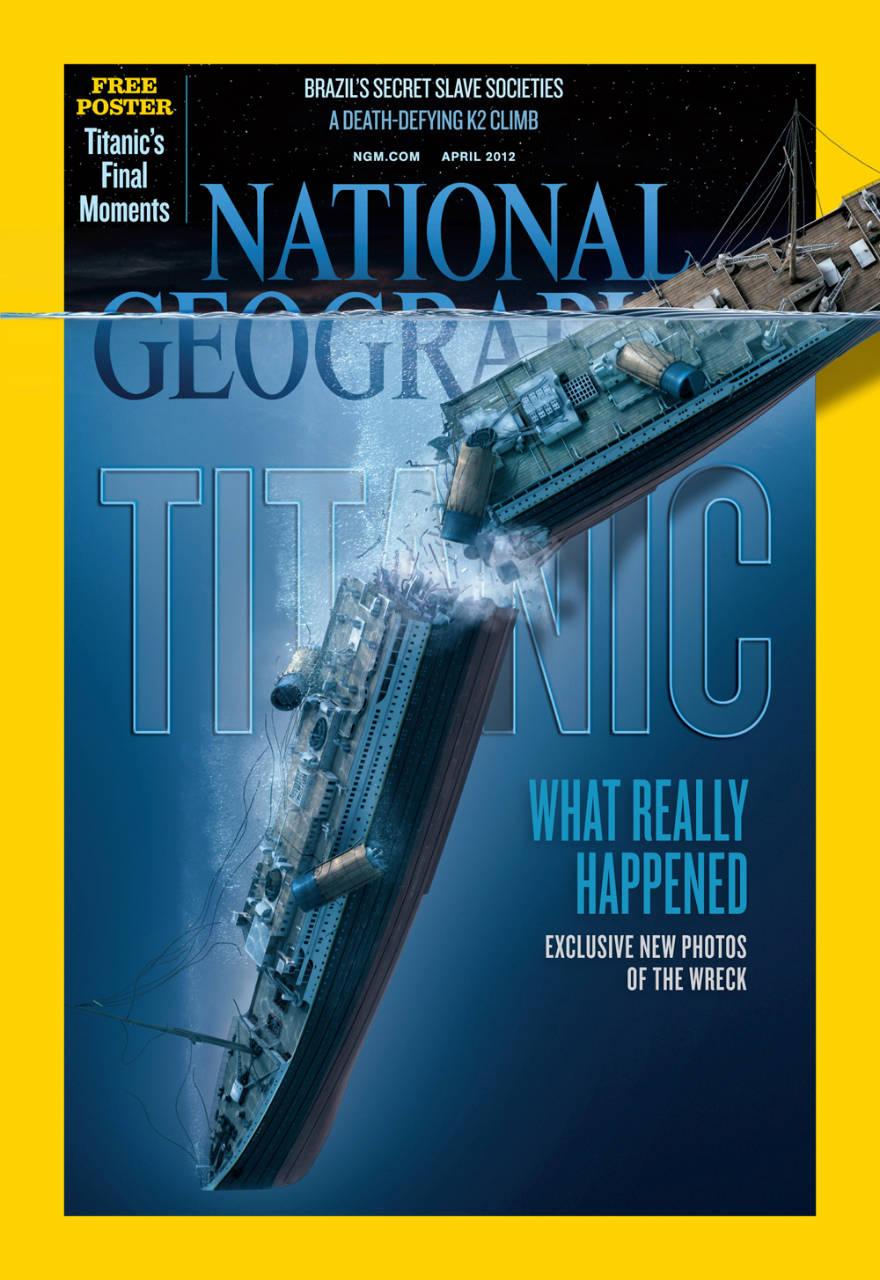 The Titanic Today Neatorama