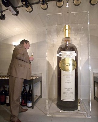 Massive bottle of wine pics