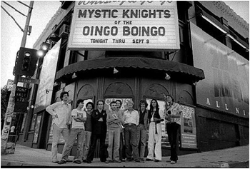 Uber With Kids >> Music Tidbits: Oingo Boingo - Neatorama