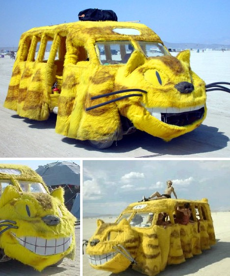 Cool School Buses Neatorama