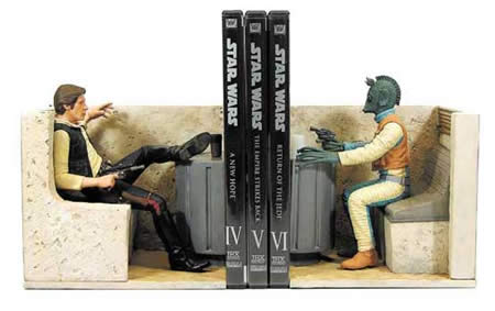 Wolverine Bookend Gentle Giant Serre Livres