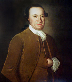 John Hanson the first president