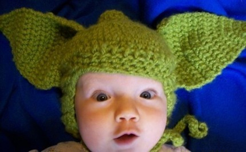 Adorable It Is  Baby Yoda Hat - Neatorama 61e93615dc5