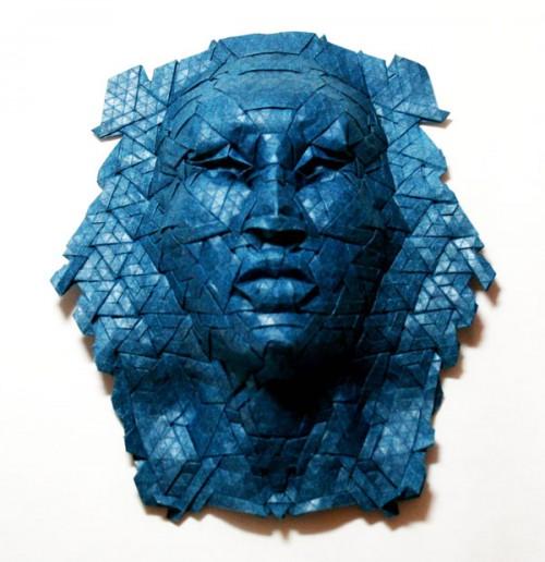 origami mask neatorama