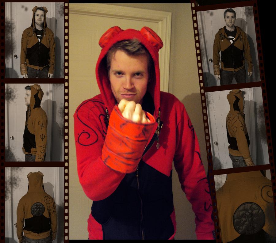 Hellboy Hoodie