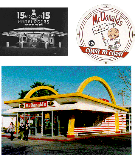 The Evolution Of Fast Food Logos Neatorama
