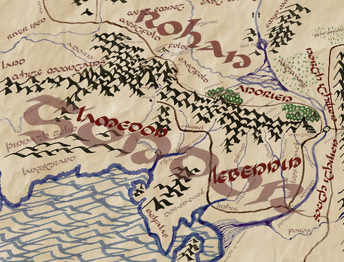 Interactive Map of Middle Earth Neatorama – Earth Interactive Map