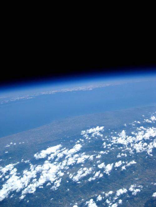 Panoramas From The Stratosphere Neatorama