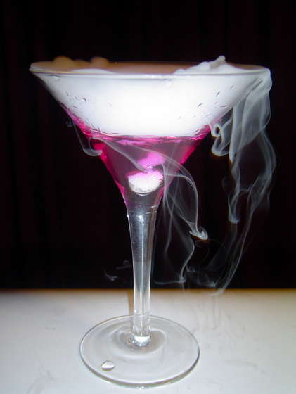perhaps the most beautiful halloween cocktail - Halloween Themed Alcoholic Shots