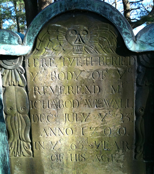 Why Is Cthulhu On This 300 Year Old Gravestone Neatorama