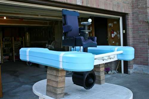 Personal Watercraft For A Disabled Child Neatorama