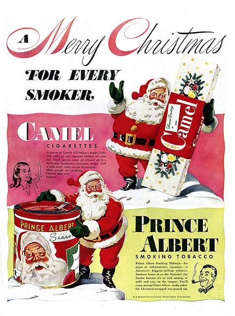 Vintage Christmas Ads Neatorama