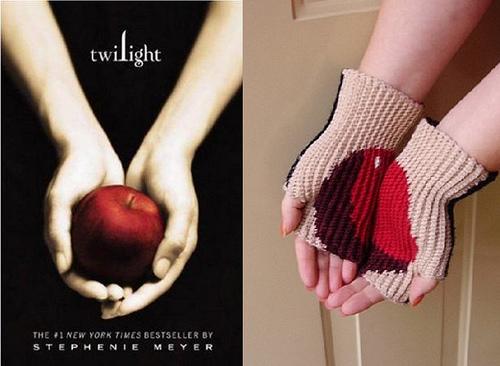Twilight Hands Mittens Neatorama