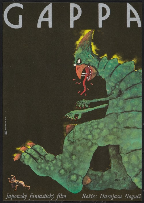 Most Expensive Beer In The World >> Polish and Czech Monster Movie Posters - Neatorama