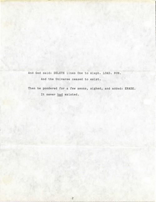 Shortest cover letter ever