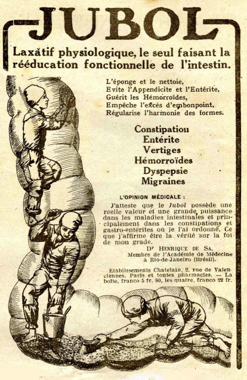 Image result for constipation ad