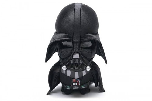 Darth Vader Talking Plush Neatorama