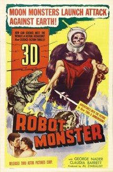 Robot Monster The Ultimate Golden Turkey Neatorama