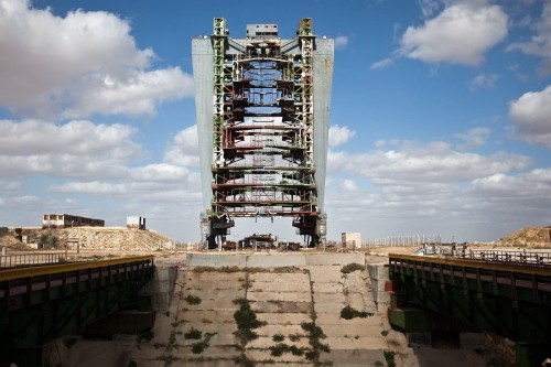 Abandoned Remains of Russian Space Shuttle Project - Neatorama