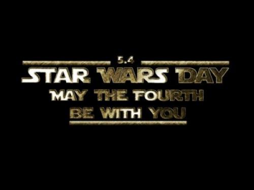 Happy Star Wars Day! - Neatorama