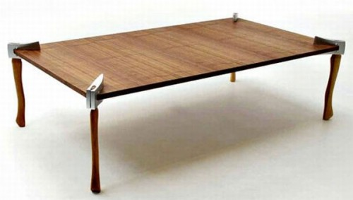 Woodsman Coffee Table