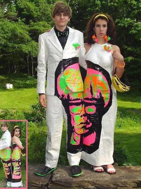 12 Absolutely Insane Prom Dresses Neatorama