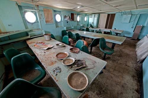 Inside the ghost ships of the mothball fleet neatorama for Furniture world bremerton