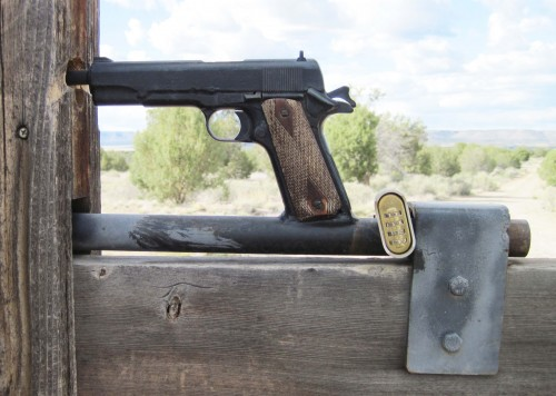 Pistol Gate Latch Neatorama