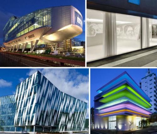 Interesting modern bank designs neatorama for Bank designs architecture