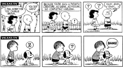 Peanuts Is Incredibly Depressing Without The Last Panel