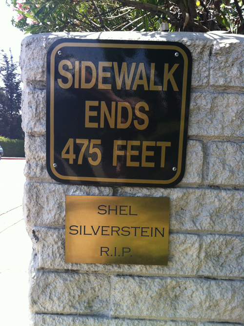 Please Be Specific About Where The Sidewalk Ends Neatorama